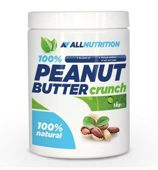 ALLNUTRITION 100% Peanut Butter Masło orzechowe Crunchy 1kg