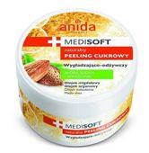 ANIDA Medisoft naturalny peeling cukrowy wygładzająco-odżywczy 300ml