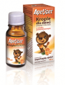 APETIZER Krople dla dzieci 10ml smak pomarańczowy - data ważności 30-09-2015r.