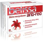 BELISSA Anti-red x 50 tabletek