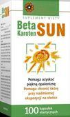 BETAKAROTEN SUN x 100 kapsułek