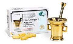 Bio-Omega 3 Natural x 60 kapsułek