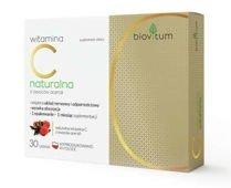 Biovitum Naturalna witamina C x 30 tabletek