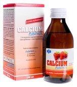 CALCIUM syrop 150ml - truskawkowy