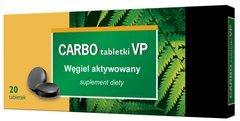 CARBO Medicinalis 0,3 x 20 tabletek