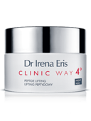 CLINIC WAY 4° Lifting peptydowy 60+ krem na noc 50ml