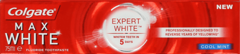 Colgate Max White Expert cool mint pasta do zębów 75ml