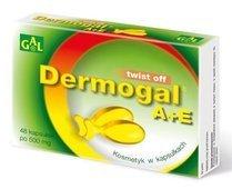 DERMOGAL A+E x 48 kapsułek