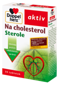 DOPPELHERZ Aktiv Na cholesterol Sterole x 30 tabletek
