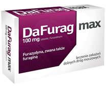 DaFurag Max 100mg x 15 tabletek