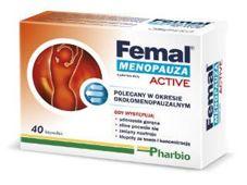 Femal Active Menopauza x 40 kapsułek