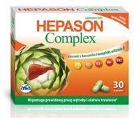 HEPASON Complex x 30 kapsułek