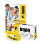 INSULAN x 60 tabletek + dzienniczek pomiaru stężenia glukozy + opaska na rękę dla diabetyka