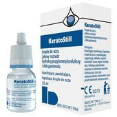 KERATOSTILL krople do oczu 10ml