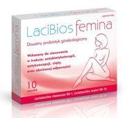 LACIBIOS FEMINA x 10 kapsułek