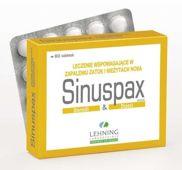 LEHNING Sinuspax x 60 tabletek