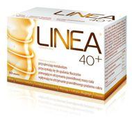 Linea 40+ x 60 tabletek - data ważności 28-02-2017r.