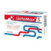LiotoMax 3 kapsułki x 30 sztuk