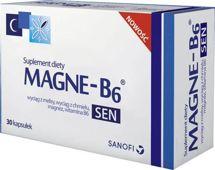 MAGNE B6 SEN x 30 kapsułek