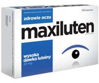MAXILUTEN x 30 tabletek