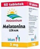 MELATONINA 3mg x 60 tabletek