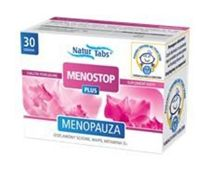 MENOSTOP Plus x 30 tabl. Naturkaps