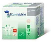 MoliCare Mobile light majtki chłonne rozmiar M x 14 sztuk