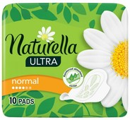 NATURELLA ULTRA NORMAL Podpaski x 10 szt.