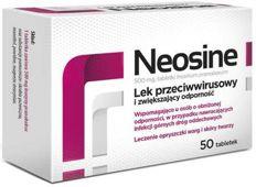 NEOSINE 0,5g x 50 tabletek