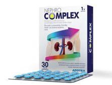 NEPHROCOMPLEX dla osób z przewlekłą chorobą nerek x 30 tabletek powlekanych