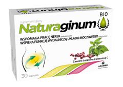 Naturaginum Bio formuła x 30 kapsułek