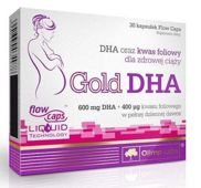 OLIMP Gold DHA x 30 kapsułek