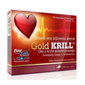 OLIMP Gold Krill x 30 kapsułek - data ważności 25-08-2016r.
