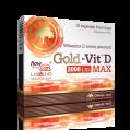 OLIMP Gold-Vit D Max 2000 j.m. x 30 kapsułek - data ważności 31-05-2017r.
