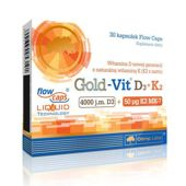 OLIMP Gold-Vit D3 + K2 x 30 kapsułek