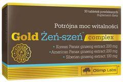 OLIMP Gold Żeń-Szeń complex x 60 tabletek