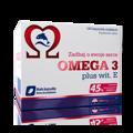 OLIMP OMEGA 3 plus Wit. E x 120 kapsułek