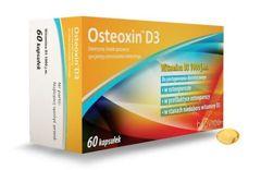 OSTEOXIN D3 x 60 kapsułek