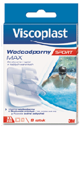 PLASTER VISCOPLAST Wodoodporny Max Sport x 8 sztuk