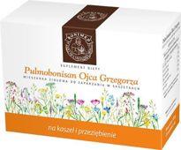 Pulmobonisan Ojca Grzegorza mieszanka ziołowa 4g x 25 saszetek