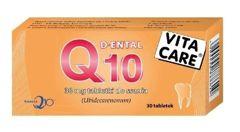 Q10 DENTAL VITA CARE 30mg x 30 tabletek do ssania