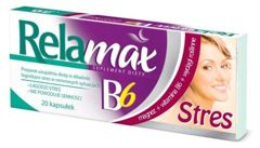Relamax B6 Stres x 20 kapsułek