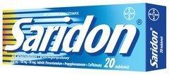 SARIDON x 20 tabletek