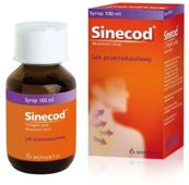 SINECOD syrop 100ml