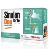 SINULAN DUO FORTE x 30 tabletek