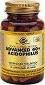 SOLGAR Advanced 40+ Acidophilus x 60 kapsułek