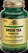 SOLGAR Zielona Herbata x 60 kapsułek