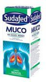 SUDAFED Muco syrop mentolowy 150ml