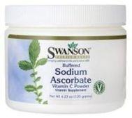 SWANSON Witamina C (buforowany L-askorbian sodu) 120g