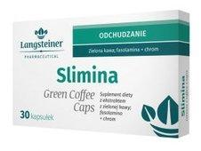 Slimina Green Coffee Caps zielona kawa x 30 kapsulek
